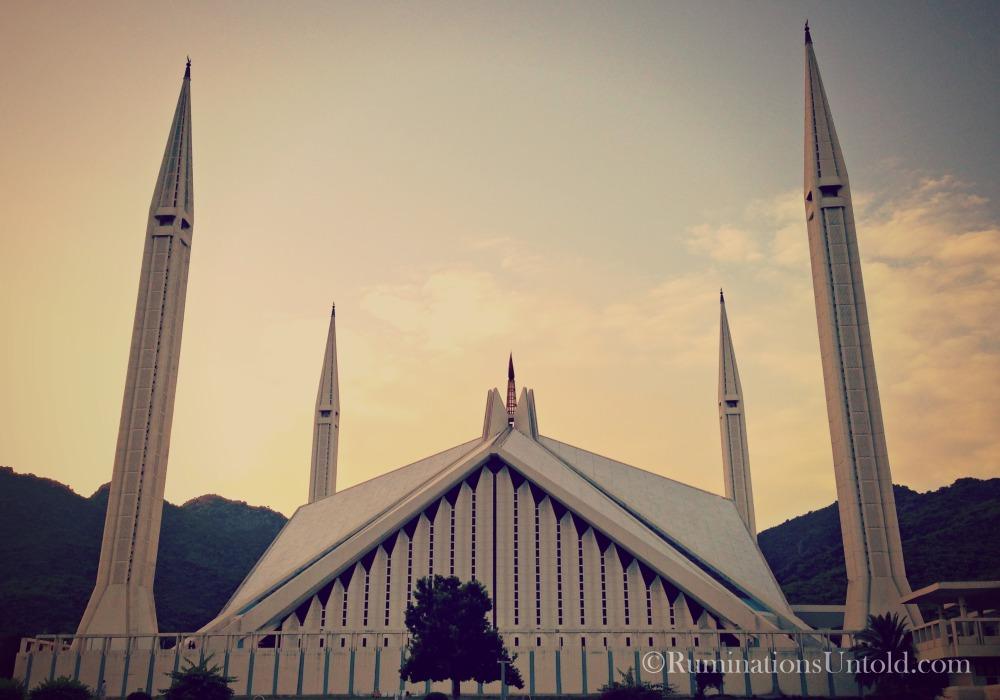 al faysal mosque